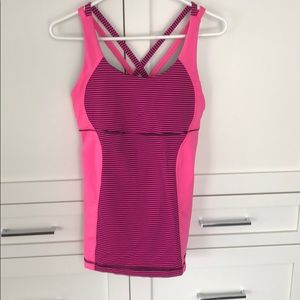Lululemon Energy tank top!